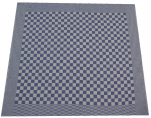 Towels for dishes +/- 70x65 cm 100% cotton blue and white checkered