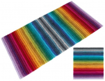 Bath Mat Larry multi line 70x70 ou 70x140 cm 100% terry cotton 2000 gr/m²
