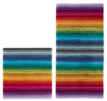 Bath Mat  multi line 70x70 ou 70x140 cm 100% terry cotton 2000 gr/m²