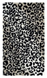 Bath Mat Leopard 60% cotton and 40% Acryl 1900 gr/m²