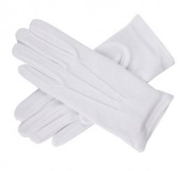White glove in 100% cotton