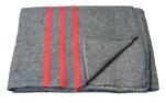 Moving blanket heavy duty 150X200 cm, 3F, scraped 1 side, 500gr/m²
