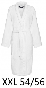 Shawl collar Bathrobe 100% cotton terry combed 430 gr/m² XXL