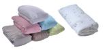 Drap housse imperméable, 2 en 1, 100% coton jersey + membrane PU 160 gr/m²