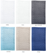 Bathmat Ritz 100% terry cotton 900 gr/m²