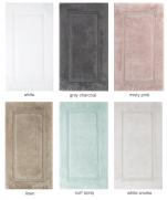 Bathmat sono 100% cotton and non-skid