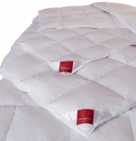 Classic duvet 90% down and 10% goose feather new white washable 60°C