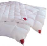 Couette luxe 100% duvet neuf blanc d'oie de Mazurie, lavable 60°C
