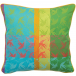 2 Cushion covers flashy birds / hummingbirds 40x40 or 50x50 cm 100% cotton