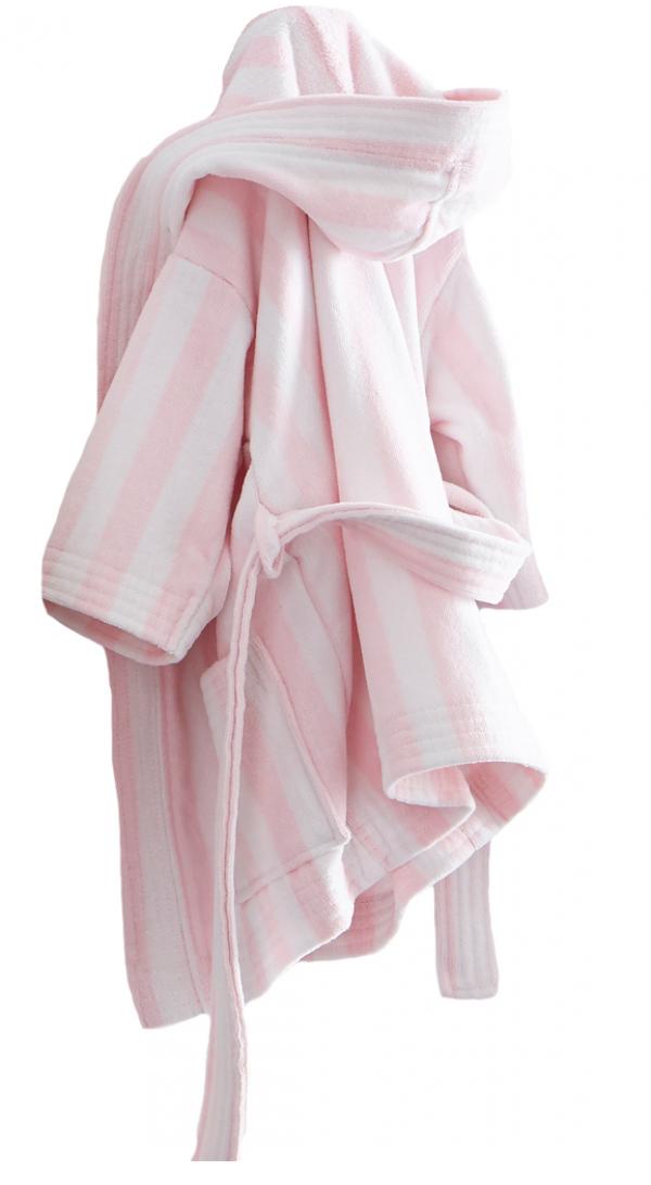 peignoir capuche enfant 100 coton ponge jacqua. Black Bedroom Furniture Sets. Home Design Ideas