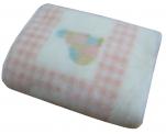 75X100 blanket My Teddy Bear 50% microfiber 30% acrylic 20% polyester