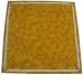 Serviette de table 50X50cm 100% coton satin or Pierre Frey