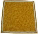 50X50cm napkin 100% cotton satin gold  Pierre Frey
