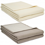 Tempered blanket 100% Merino Arles Antique 350 gr/m²