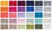 Shower towel 70x130 cm 100% pure combed towelling cotton 560gr/m² 30 colors