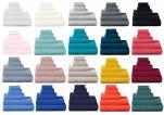 Serviette 50x100 cm 100% coton éponge peigné d'Egypte 660 gr/m²