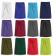 Rectangle apron 65% polyester 35% cotton, height 50cm, without pocket, 85°C
