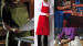 Rectangle apron 65% polyester 35% cotton, height 50cm, with pocket, 85°C