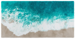 Bath Mat Beach 70x140 ou 100x200 cm 100% terry cotton 2000 gr/m²