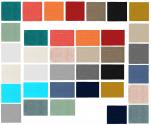 Bath mat 60x60 cm or 60x100 cm color 100% cotton 1250 gr/m²