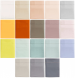 Flat bed sheet plain colours 100% cotton percale easy care