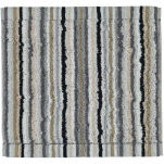 Face Cloth 30x30 cm 100% cotton terry grey multicolored double sided