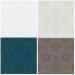 Napkin 48x48 cm flower design 100% polyester easy care