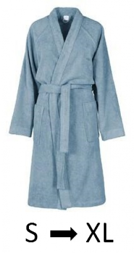 Bathrobe kimono 100% cotton terry 420gr/m² S, M, L, XL