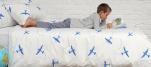 Duvet cover 140x200/220 cm + 1 pillowcase 65x65 cm planes 100% cotton