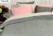 Reversible duvet cover solid blend 100% cotton flannel