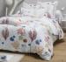 Duvet cover + pillowcase Ocean 100% cotton percale