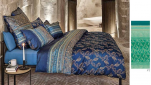 Duvet cover (and pillowcase) 100% cotton satin Matera  Bassetti