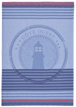Towels for dishes Blue lighthouse 100% cotton jacquard 50x75 cm