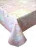 Crumpled tablecloth 100% polyester 160x300 cm Séduction