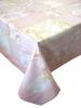 Crumpled tablecloth 100% polyester 160x300 cm Séduction