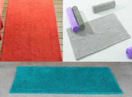 Bath mat 100% terry cotton 1200 gr/m²