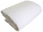 Summer duvet 100% cotton, breathable, absorbs moisture and anti allergic