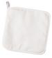 Potholder 100% white cotton 20x20 cm
