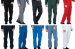 Classic trousers 60% cotton / 40% polyester zipper closure, pockets