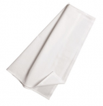 Liteau for the hotel industry 100% white cotton H 75x50 cm, 180 gr/m²