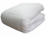 Synthetic quilt, 100% cotton envelop, 400 gr/m²