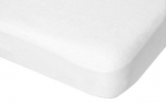 Mattress protector100% terry cotton, PU breathable for a cage bed