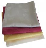 Serviette de table 45x45 cm Indira 100% polyester