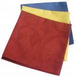 Serviette de table 46x46 cm Tocade 50% coton et 50% polyester