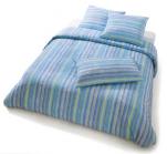 Duvet cover + pillowcase 65x65 cm berlingo 100% combed cotton