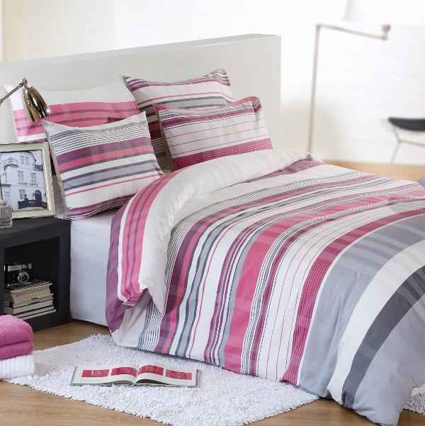 dekbedovertrek sloop 65x65cm100 katoen vini roz. Black Bedroom Furniture Sets. Home Design Ideas