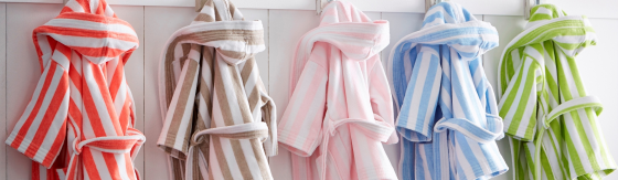 Children's bathrobe