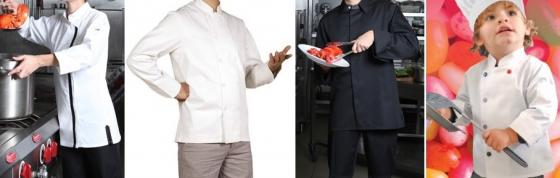 Veste de cuisine