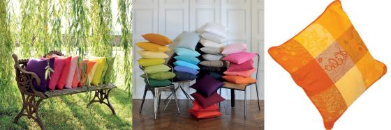 Decorative cushion
