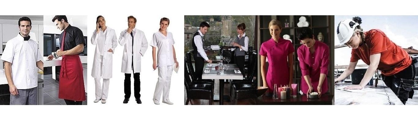 Arbeitskleidung - Vranckenshop
